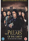 The Pillars Of The Earth (DVD, 2010, 3-Disc Set)
