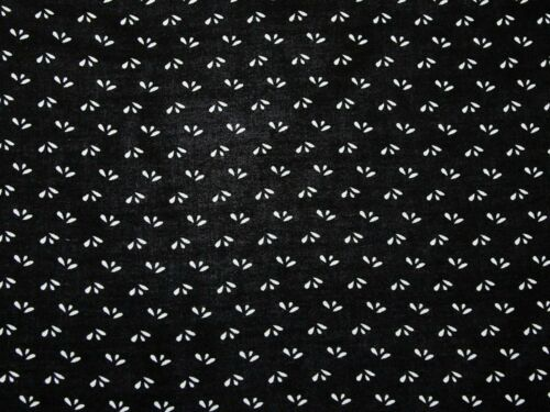 Design-V1826-Black-M Floral Print Viscose Dress Fabric