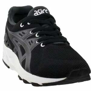 ASICS-Gel-Kayano-Trainer-Evo-Casual-Training-Stability-Shoes-Black-Mens-Size