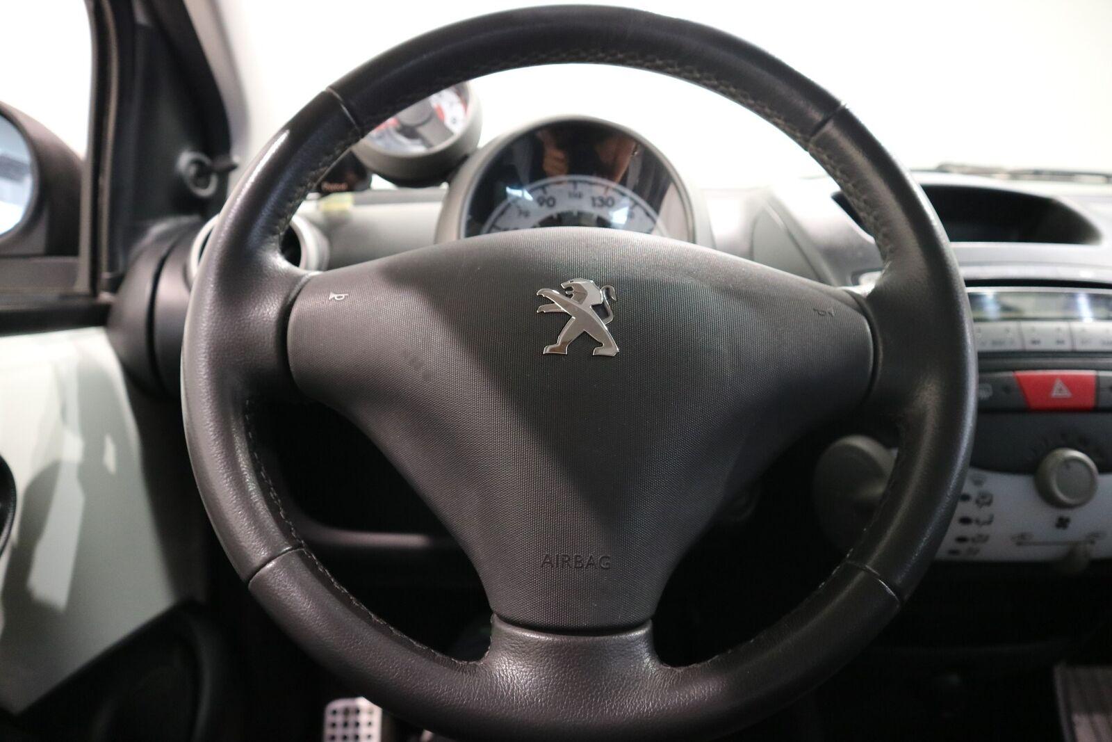 Peugeot 107 1,0 Cool - billede 3