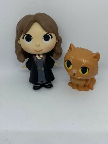 Hermione And Crookshanks Funko Mystery Mini Harry Potter Figures