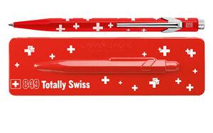 Caran D'Ache Lápiz Bola 849 Esencialmente Swiss - Con Caso Regalo Magnético