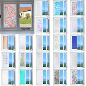 Glass-Window-Sticker-Film-Cover-Opaque-PVC-Self-Adhesive-Home-Decorative-Decal
