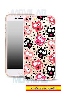 cafd3cd28a5 Funda carcasa gel Apple Iphone 6 Plus / 6S Plus 5.5´ transparente ...