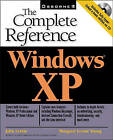Windows XP: The Complete Reference by John R. Levine, Margaret Levine Young (Mixed media product, 2001)