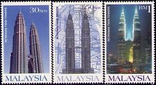 Malaysia 1999 Petronas Twin Towers MNH