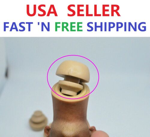 1//6 scale Male Neck Joint Adapter Connector For Hot Toys Male Body