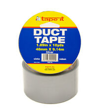 54 Rolls Of Silver Duct Tape 189 X 10 Yds 8 Mil