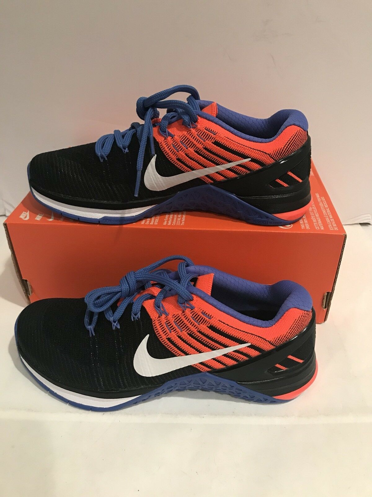 87e60eda9d097 Women s Nike Metcon DSX Flyknit Training Shoes Crossfit 849809-002 NEW NEW  NEW 940419