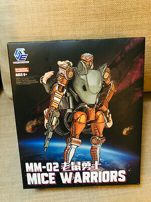 IN STOCK NEW Transform Element TE MM002 TE-MM002 Rattrap Action Figure