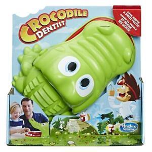 Hasbro-Cocodrilo-Dentista-Juego-De-Mesa-Juguete-para-Ninos-y-Familia-Edades-4-2-4-jugadores