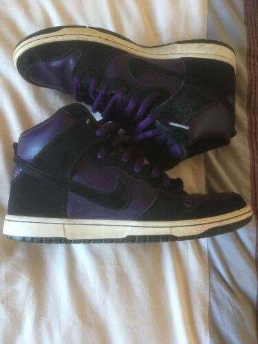 Nike Purple Dunk 45 Large Sb High Taglia rwr4CFq7