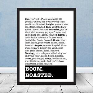 The-Office-Boom-Roasted-Michael-Scott-Dunder-Mifflin-Stress-Relief-Scranton-Gift