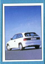 AUTO 2000 - SL - Figurina-Sticker n. 80 - OPEL ASTRA 2.0 16V GSi -New