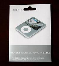 2 x Belkin Screen Protector - iPod Nano 3rd Gen