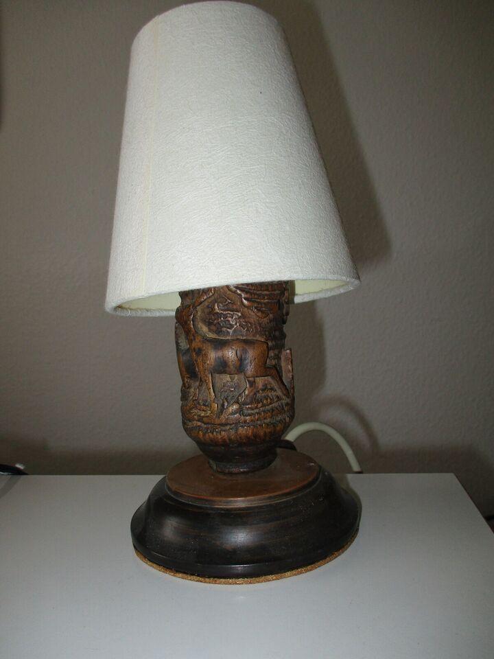 Anden bordlampe, antik