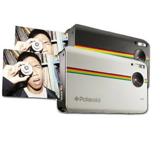 Polaroid Z2300 10Mp Digital Instant Print Camera - (Color's Black ...