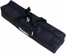 NEW DEURA SDC Full Size Bagpipe CORDURA 600D Carrying Case - Black BAG $14.99