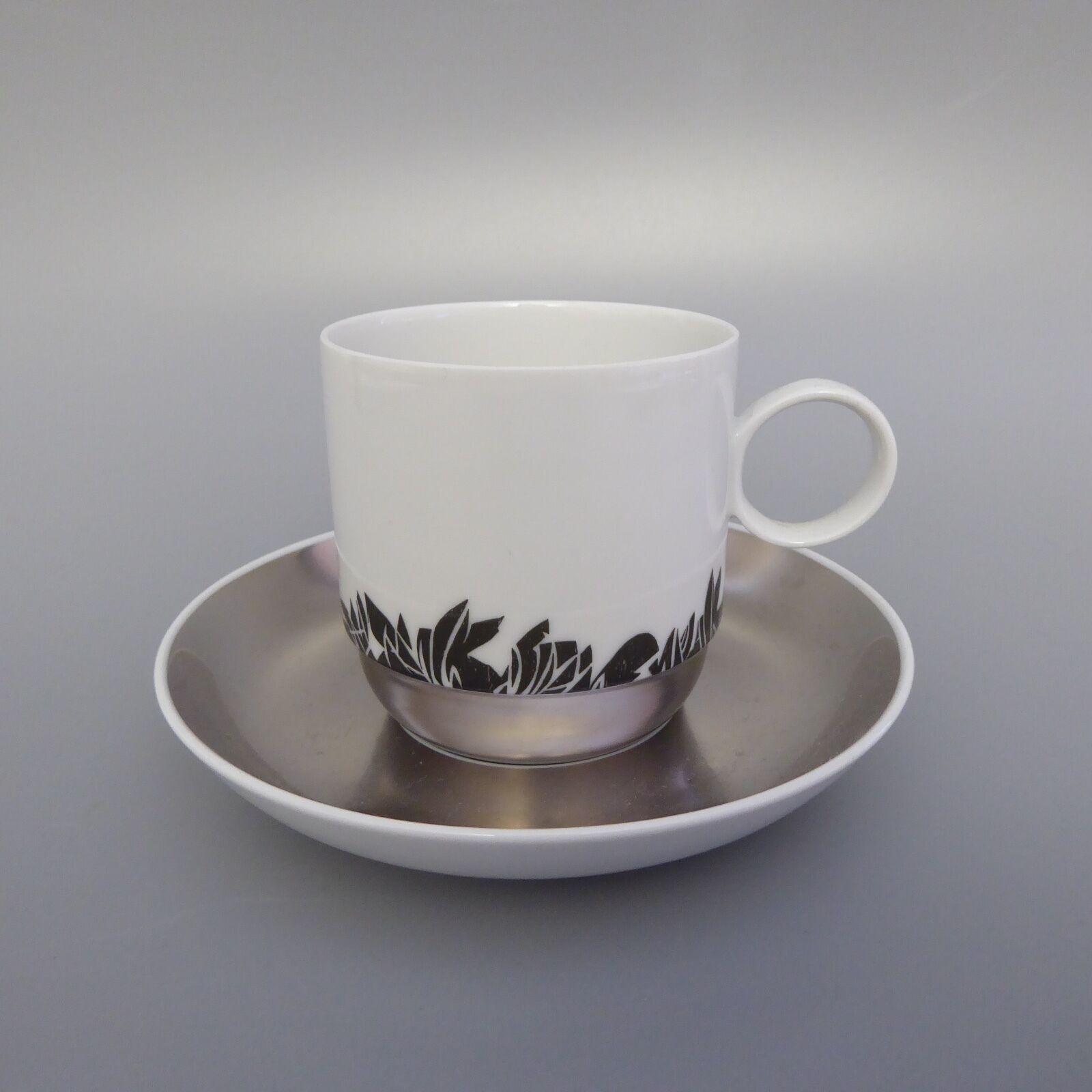 Rosanthal Duo Pastoral Hap Grieshaber Kaffeetasse 2tlg   (D) | Angemessene Lieferung und pünktliche Lieferung