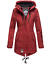 Marikoo-Damen-Soft-shell-Jacke-Herbst-Softshell-jacke-Outdoor-Regen-winterjacke miniatura 50