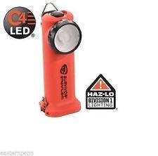 Lot/5 175 Lumens STREAMLIGHT SURVIVOR LED ORG 4AA FLASHLIGHT 90540