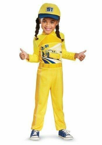 Disney Car/'s Cruz Kinder Mädchen Fasching Karneval Suprem Girl Kostüm 98 bis 116