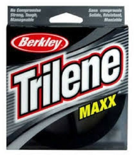 Berkley Trilene Maxx 12lb 330yds Clear,Carp,Barbel