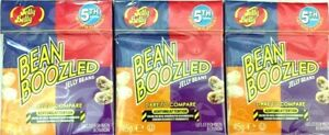 3x-Jelly-Belly-Bean-Boozled-Flip-Top-Box-45g-Harry-Potter-5th-edition-Beans