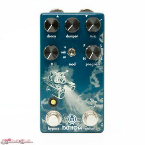 Walrus-Audio-Fathom-Multi-function-Reverb-Guitar-Effect-Pedal