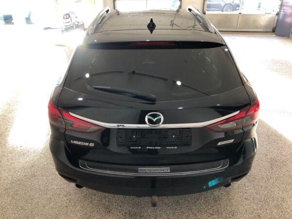 Mazda 6 2,2 Sky-D 150 Vision stc. - billede 5