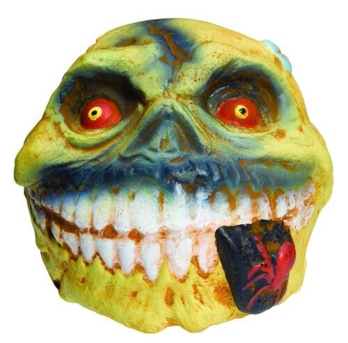 MadBalls SKULL FACE Mad Ball MadBall Zombie Skeleton Head GROSS S1 Retired NEW