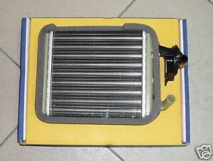 radiatore riscaldamento fiat panda 750 / 900 benzina dal 1980 al 2003 nuovo !!!