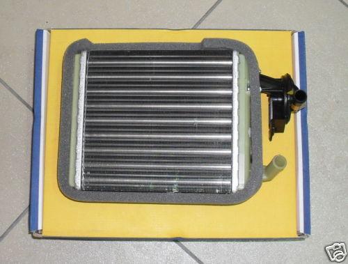 RADIATORE RISCALDAMENTO FIAT PANDA 750 - 900 - 1000 - 1100 / 4x4 DAL 1981 ->