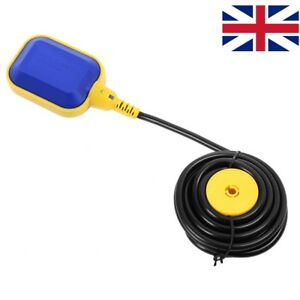 UK-Float-Switch-3M-250-V-Automatic-Cable-Water-Level-Control-Pump-Submersible