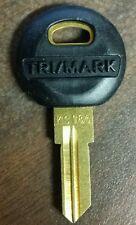 BLANK TriMark Key KS180 Part# 14472-09-2001, USED for TM851-867 RV/CAMPERS