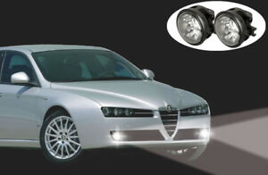 LED-Tagfahrlicht-LED-Nebelscheinwerfer-Alfa-Romeo-159-05-11-Tagfahrleuchte