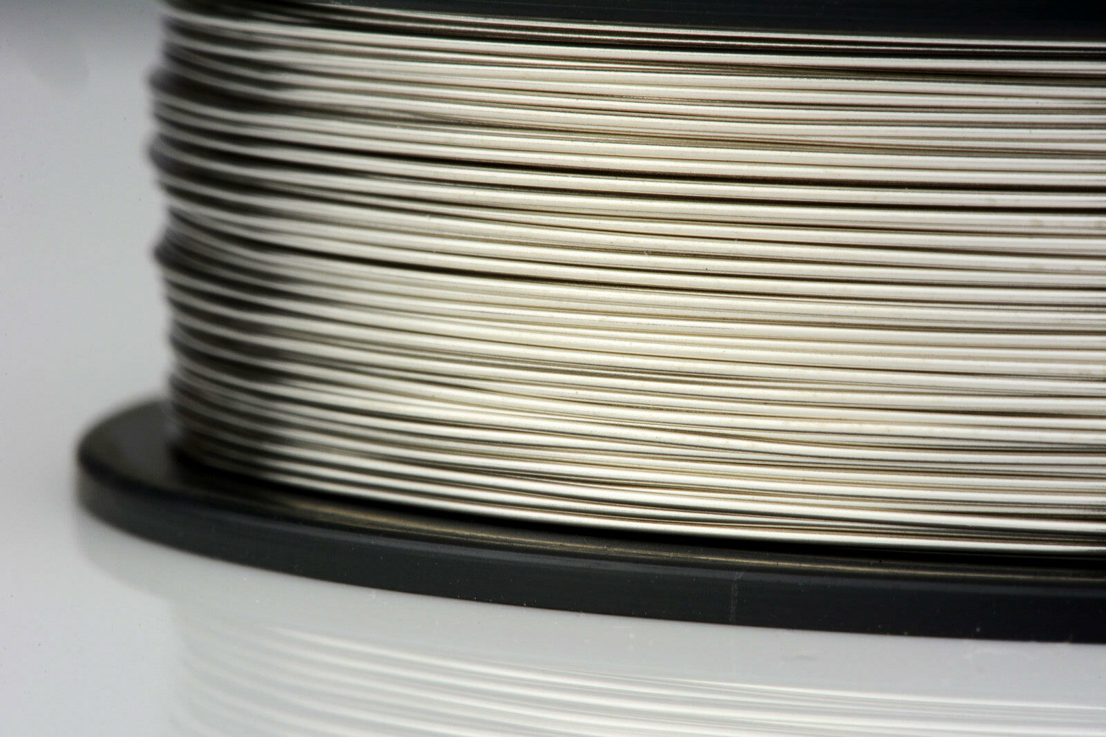 Vape /& Wires Pure Nickel 201 Ni201 NON RESISTANCE 28 Gauge AWG 100ft Black Spool