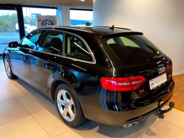 Audi A4 2,0 TDi 150 Avant billede 2