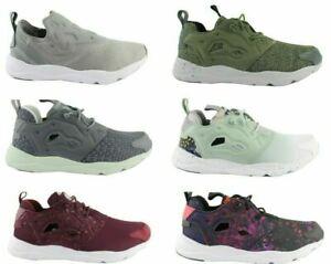 Reebok-Classic-Fury-FURYLITE-Chaussures-Hommes-Femmes-Baskets-Sneaker-Taille-au-choix