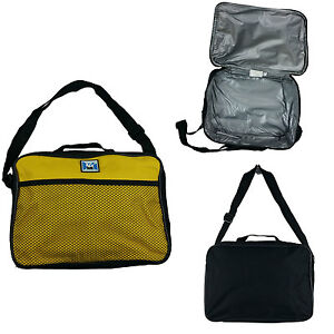 Details About Cool Lunch Bag School Work Insulated Sandwich With Shoulder Strap