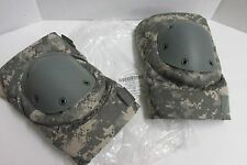 New US Genuine Issue ACU Knee Pads Army Large Tactical Airsoft Paintball B.P.E.