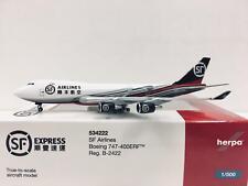 nuevo Herpa 534222-1//500 SF airlines boeing 747-400erf