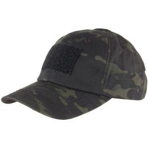 a700a9bbb4d CONDOR MILITARY BASEBALL CAP ARMY NIGHT PATROL HAT RIPSTOP MULTICAM ...