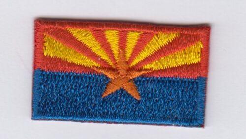 mini Arizona  Amerika USA Aufbügler,Aufnäher,Patch