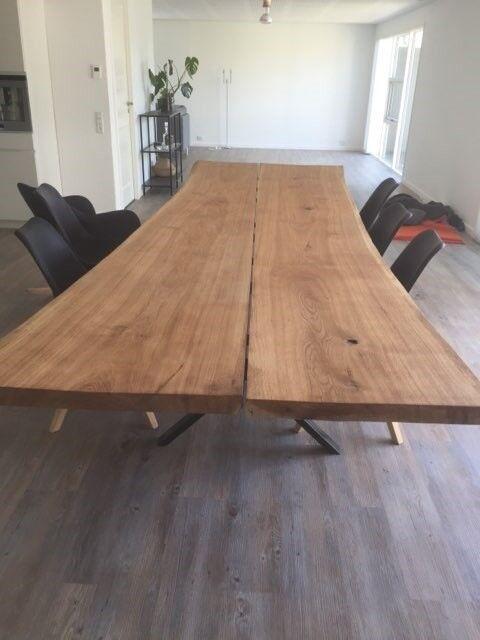 planke spisebord Spisebord, Planke egeplanke , – dba.dk – Køb og Salg af Nyt og Brugt planke spisebord