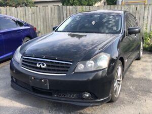 2006 Infiniti M45 Luxury