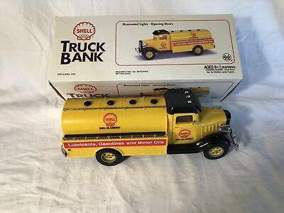 1995 Marx BP Truck Bank