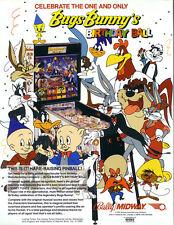 Bally pinball Bugs Bunny sound rom chip set