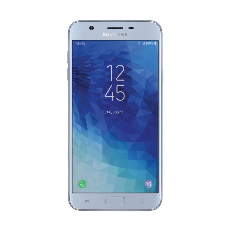 Samsung Galaxy J7 (2018) 32GB Silver - (T-Mobile) SM-J737TS 1