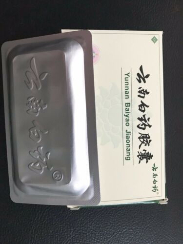 NEW Authentic 5 Boxes Yunnan YNBY Baiyao 5x16=80 Capsules Seller First Aid 云南白药